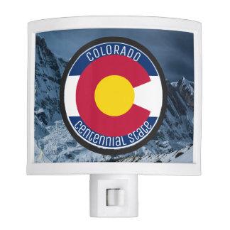 Colorado Circular Flag Nite Lites