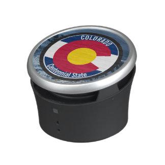 Colorado Circular Flag Speaker