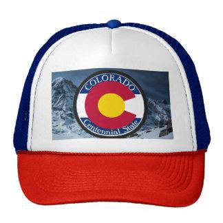 Colorado Circular Flag Trucker Hat