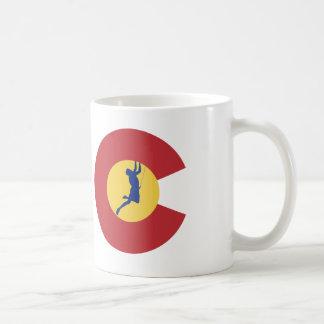Colorado Climbing Coffee Mug