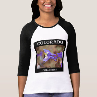 Colorado Columbine T-Shirt