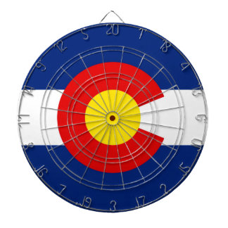 colorado dartboard