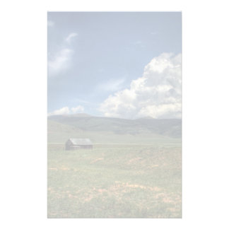 Colorado Farm Stationery