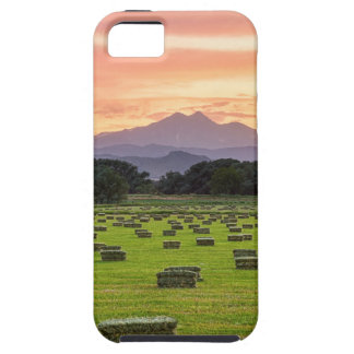 Colorado_Farmers_Burning_Sunset Case For The iPhone 5