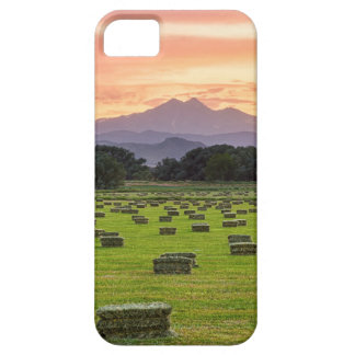 Colorado_Farmers_Burning_Sunset iPhone 5 Covers