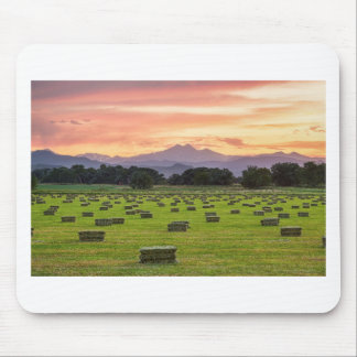 Colorado_Farmers_Burning_Sunset Mouse Pad