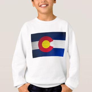 Colorado Flag Brushed Sweatshirt