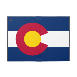 Colorado Flag iPad Mini Case