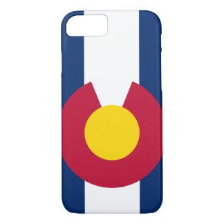 COLORADO FLAG iPhone 8/7 CASE