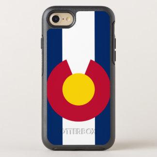 Colorado flag Otterbox Symmetry Iphone 7 Case