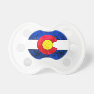 COLORADO FLAG Pacifier