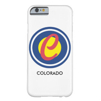 Colorado Flag Phone Case Barely There iPhone 6 Case