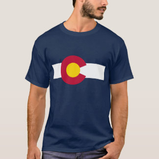 Colorado Flag Shirt
