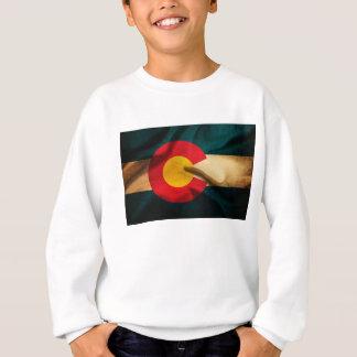 Colorado Flag Silky Sweatshirt