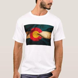 Colorado Flag Silky T-Shirt