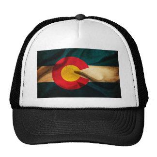 Colorado Flag Silky Trucker Hat