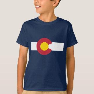 Colorado Flag T-Shirt - Colorado Flag