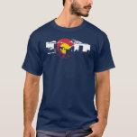 Colorado Flag T-Shirt - Denver Skyline - Rockies