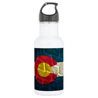 Colorado Flag Tire Tread