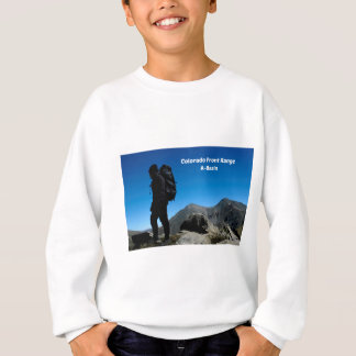 Colorado Front Range, A-Basin Sweatshirt
