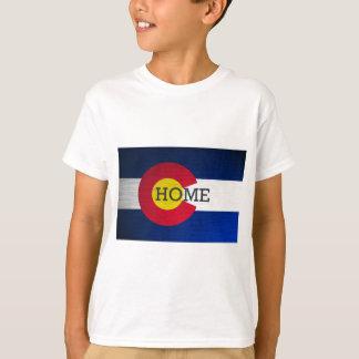 Colorado Home T shirt
