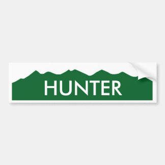 Colorado Hunter Bumper Sticker