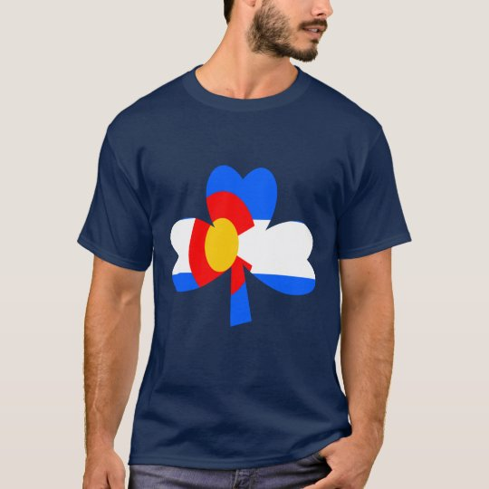 Colorado Irish T-Shirt