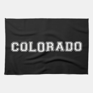 Colorado Kitchen Towels
