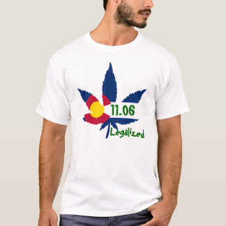 Colorado legalize T-Shirt