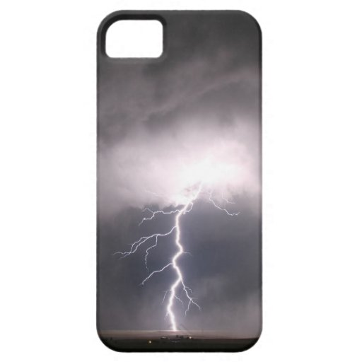 Colorado Lightning Phone Case Cover For iPhone 5/5S