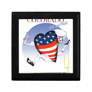 colorado loud and proud, tony fernandes gift box