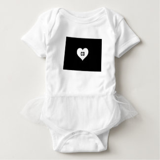 Colorado Love Baby Bodysuit
