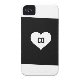 Colorado Love iPhone 4 Cover