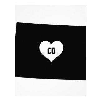 Colorado Love Letterhead