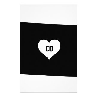 Colorado Love Stationery
