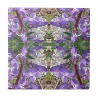 Colorado Lupin 2 Tile