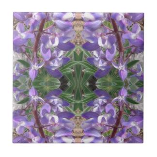 Colorado Lupin 6 Tile