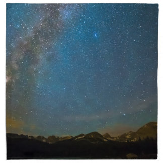 Colorado Milky Way Kinda Night Napkin