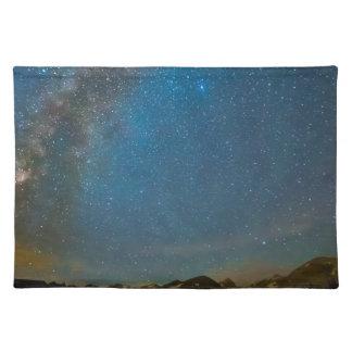 Colorado Milky Way Kinda Night Placemat