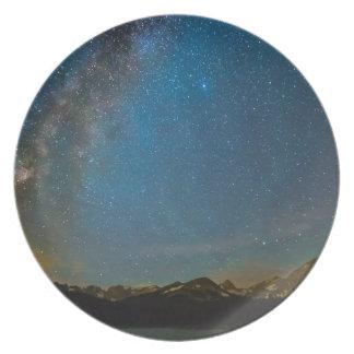 Colorado Milky Way Kinda Night Plate