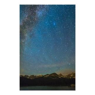 Colorado Milky Way Kinda Night Stationery