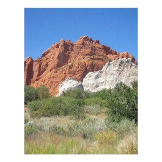 Colorado mountain letterhead