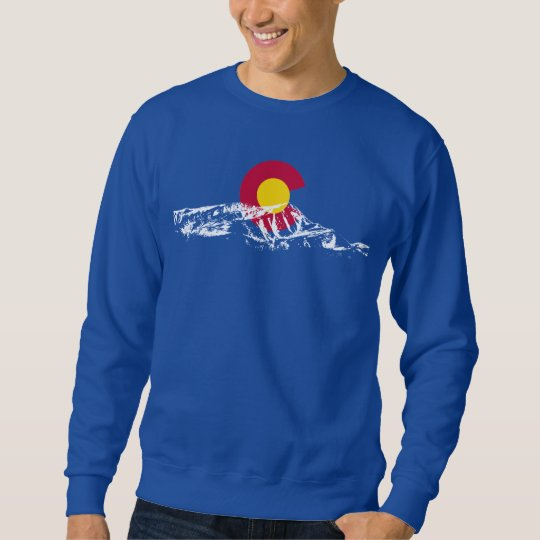 Colorado Mountain Sweatshirt