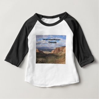 Colorado National Monument, CO Baby T-Shirt