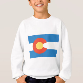 Colorado  Official State Flag Sweatshirt