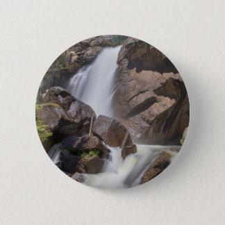 Colorado_Ouzel_Falls 2 Inch Round Button