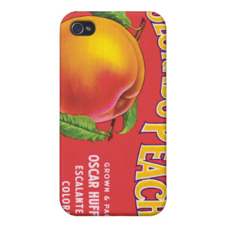 Colorado Peaches Covers For iPhone 4