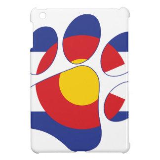 Colorado Pet Paw iPad Mini Cover
