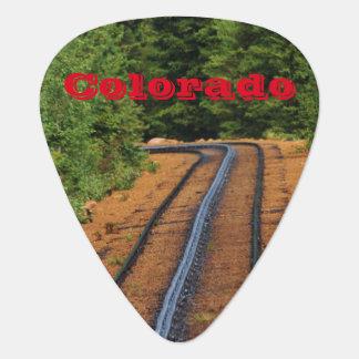 Colorado Pikes Peak Guitar PICK