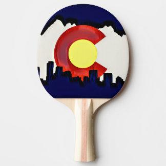Colorado Ping Pong Paddles